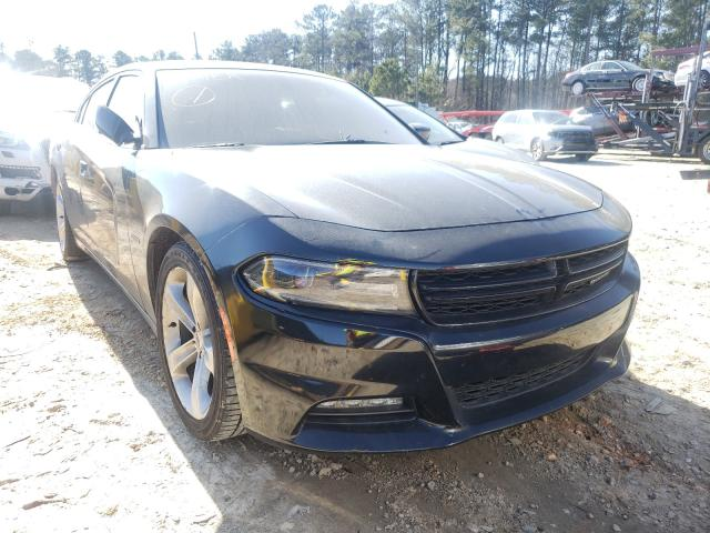 Salvage 2018 DODGE CHARGER - Small image. Lot 30363641