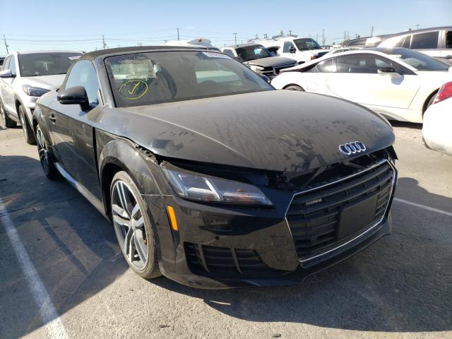 Audi TT salvage cars for sale: 2017 Audi TT