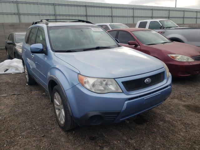 Salvage cars for sale from Copart Albuquerque, NM: 2012 Subaru Forester