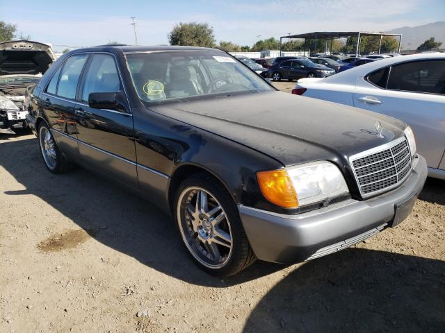Mercedes-Benz salvage cars for sale: 1992 Mercedes-Benz 300 SE