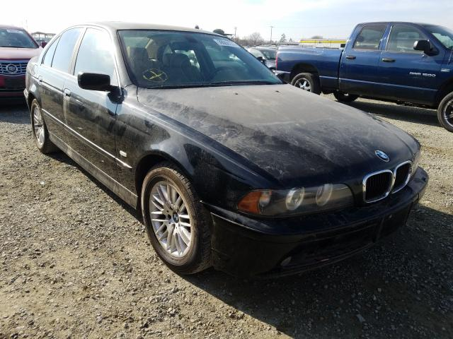 Salvage cars for sale from Copart Antelope, CA: 2003 BMW 530 I Automatic