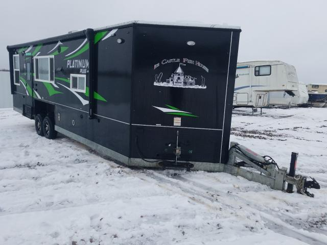 ICE salvage cars for sale: 2019 ICE Fish House