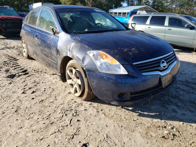 Salvage cars for sale from Copart Midway, FL: 2009 Nissan Altima 2.5