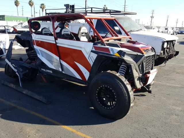 Salvage cars for sale from Copart Wilmington, CA: 2019 Polaris RZR XP 4 T