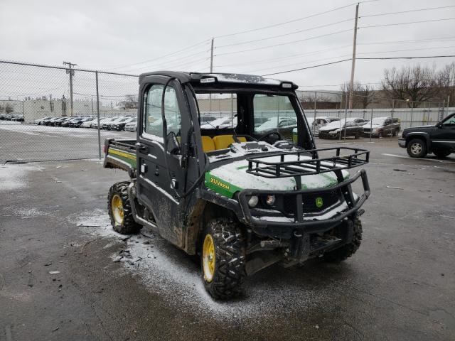 John Deere salvage cars for sale: 2019 John Deere Gator
