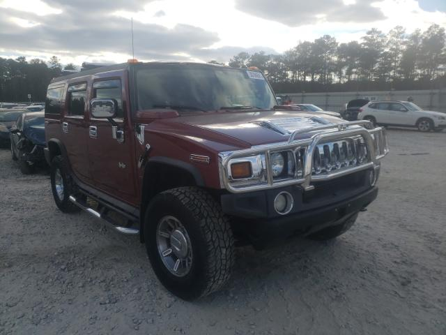 Hummer salvage cars for sale: 2004 Hummer H2