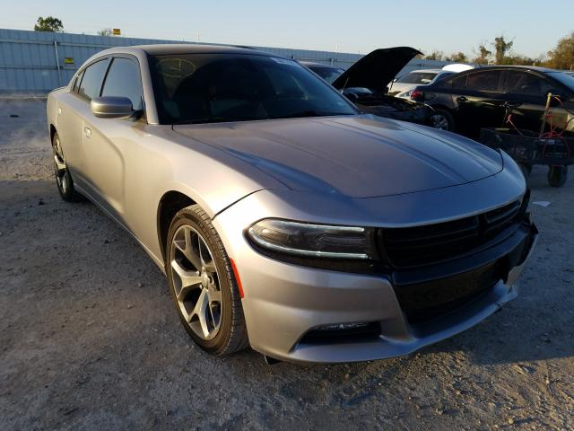 Salvage 2015 DODGE CHARGER - Small image. Lot 30711351