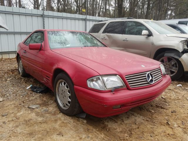 Used 1997 MERCEDES-BENZ SL-CLASS - Small image