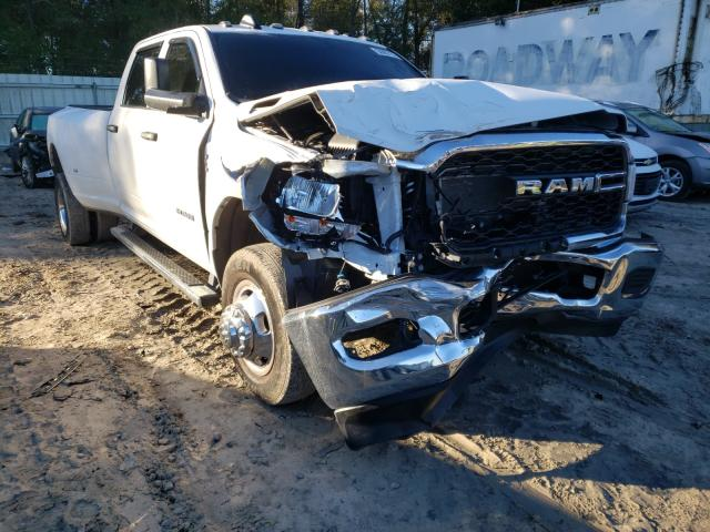 Salvage cars for sale from Copart Midway, FL: 2020 Dodge RAM 3500 Trade