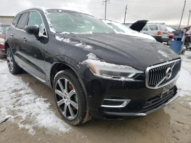 Volvo salvage cars for sale: 2018 Volvo XC60 T8 IN