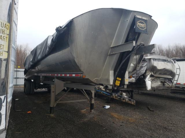 Mack Dump Trailer salvage cars for sale: 2015 Mack Dump Trailer