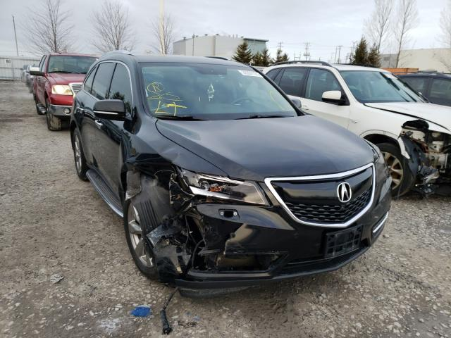 2014 Acura MDX Advance en venta en Bowmanville, ON