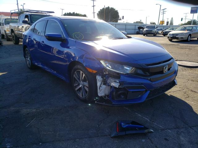 2020 HONDA CIVIC LX - Other View Lot 30951181.