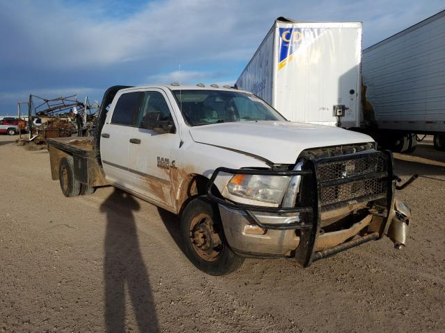 Salvage cars for sale from Copart Amarillo, TX: 2015 Dodge RAM 3500