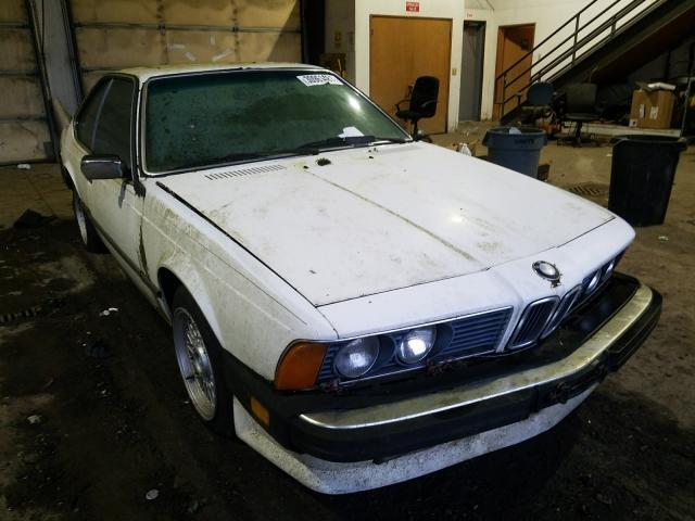 Global Auto Auctions: 1986 BMW 635 CSI AU