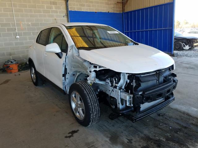 Salvage 2020 CHEVROLET TRAX - Small image. Lot 30890831