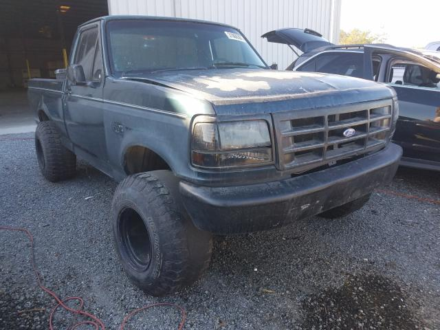 Salvage cars for sale from Copart Jacksonville, FL: 1994 Ford F150