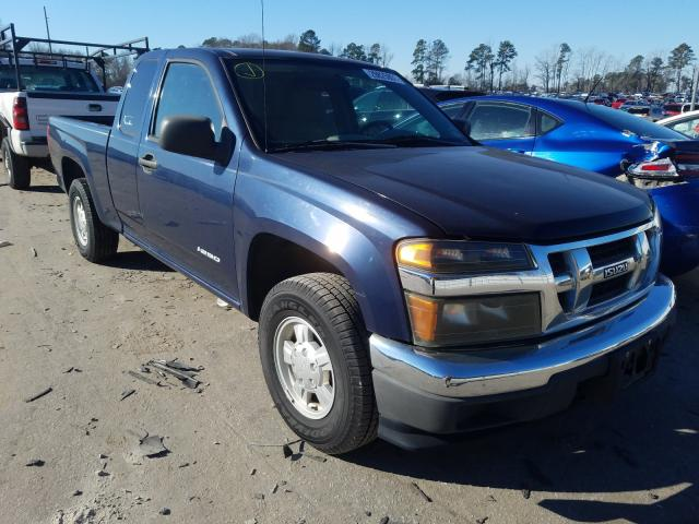 Salvage cars for sale from Copart Dunn, NC: 2007 Isuzu Pickup