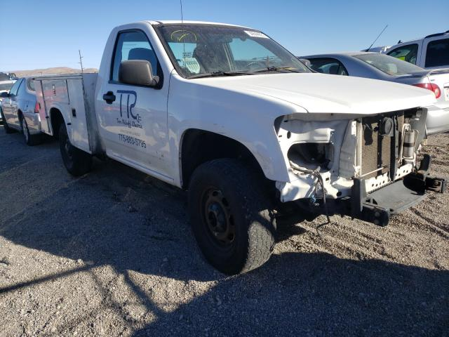 Salvage cars for sale from Copart Reno, NV: 2007 GMC Canyon