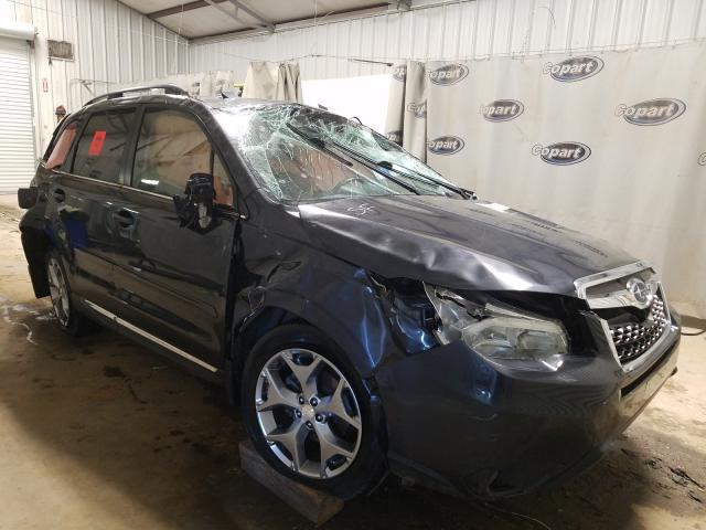 Salvage cars for sale from Copart Tifton, GA: 2016 Subaru Forester 2