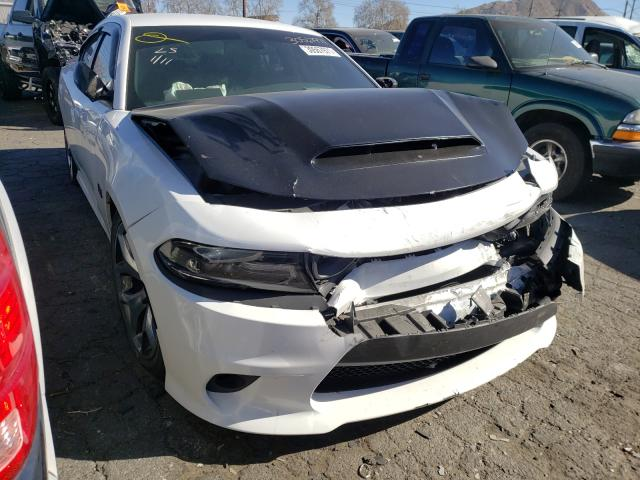 Salvage cars for sale from Copart Colton, CA: 2016 Dodge Charger R