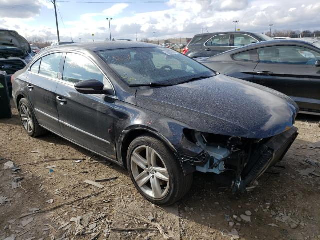 Salvage cars for sale from Copart Indianapolis, IN: 2014 Volkswagen CC Sport
