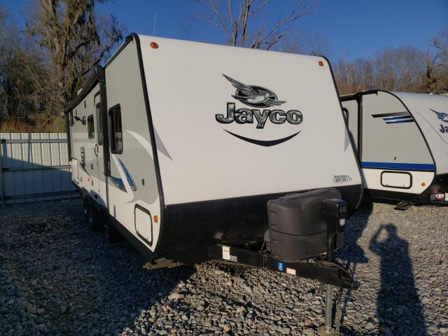 Jayco salvage cars for sale: 2017 Jayco Trailer