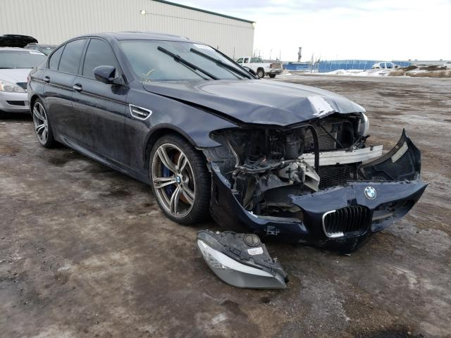 BMW M5 salvage cars for sale: 2012 BMW M5
