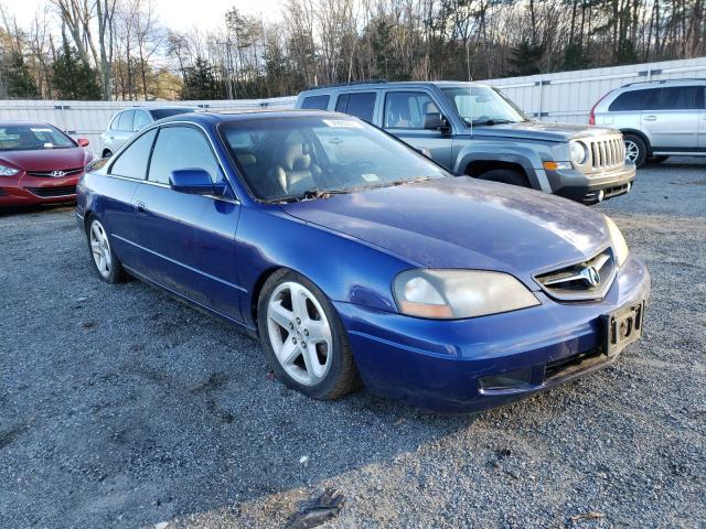 Acura Vehiculos salvage en venta: 2003 Acura 3.2 CL
