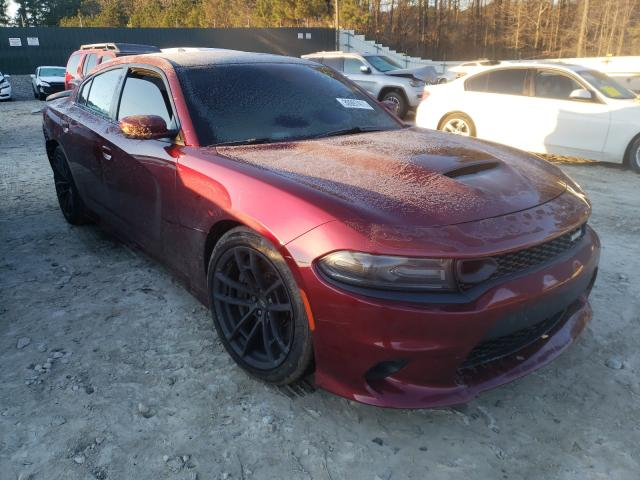Salvage cars for sale from Copart Ellenwood, GA: 2020 Dodge Charger SC