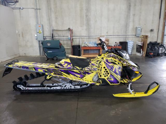 Skidoo salvage cars for sale: 2015 Skidoo Summit 800