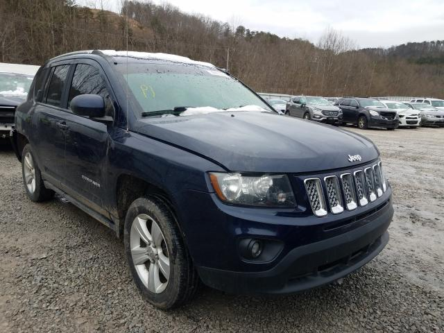 Salvage cars for sale from Copart Hurricane, WV: 2014 Jeep Compass LA
