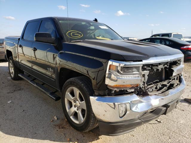 Salvage cars for sale from Copart San Antonio, TX: 2016 Chevrolet Silverado