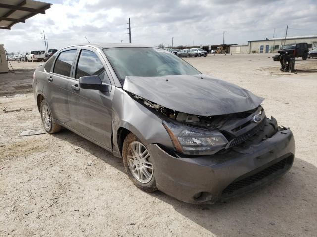 Salvage cars for sale from Copart Temple, TX: 2010 Ford Focus SES