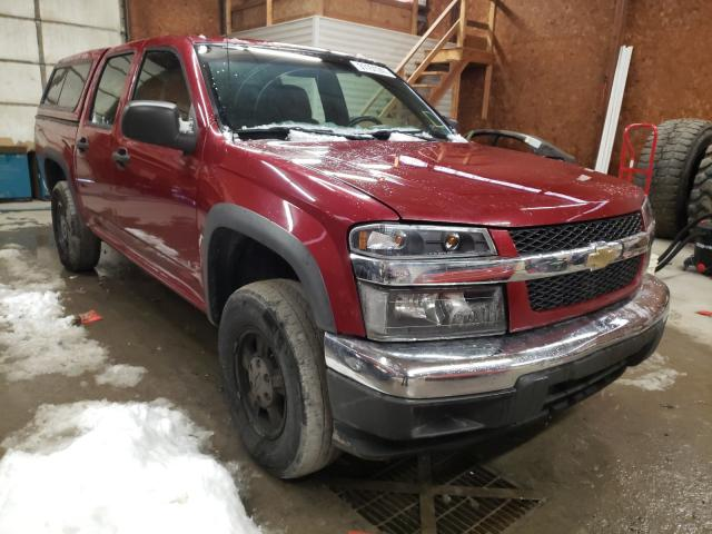 Salvage cars for sale from Copart Ebensburg, PA: 2006 Chevrolet Colorado