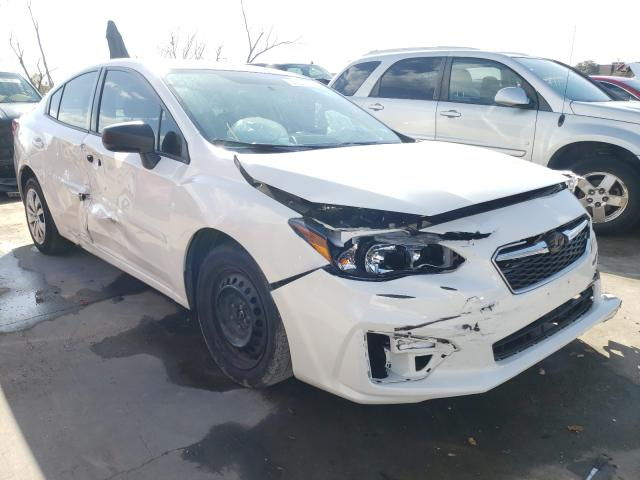 Subaru salvage cars for sale: 2017 Subaru Impreza