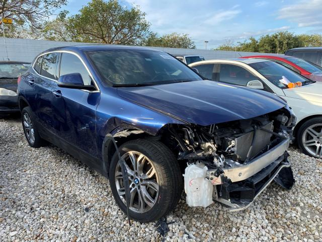 Salvage cars for sale from Copart Homestead, FL: 2018 BMW X2 SDRIVE2