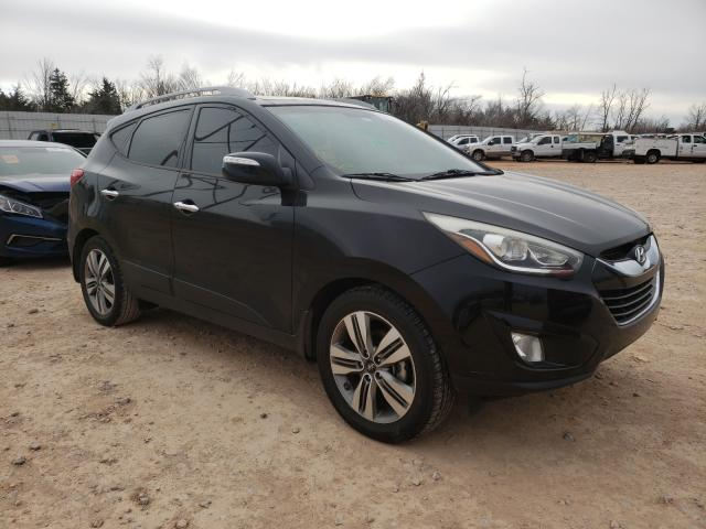 Hyundai Tucson salvage cars for sale: 2014 Hyundai Tucson