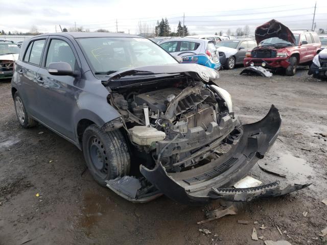 Salvage cars for sale from Copart Eugene, OR: 2011 Scion XD