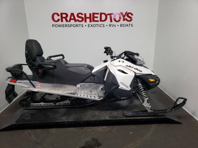 Skidoo salvage cars for sale: 2019 Skidoo Grand Touring