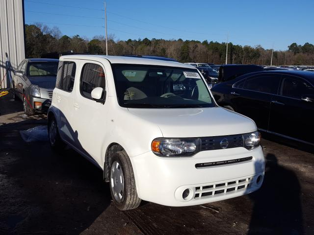 Nissan salvage cars for sale: 2014 Nissan Cube S