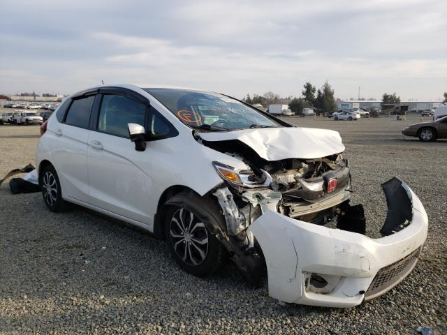Honda FIT LX salvage cars for sale: 2015 Honda FIT LX