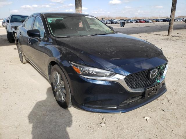 Salvage cars for sale from Copart Temple, TX: 2020 Mazda 6 Sport