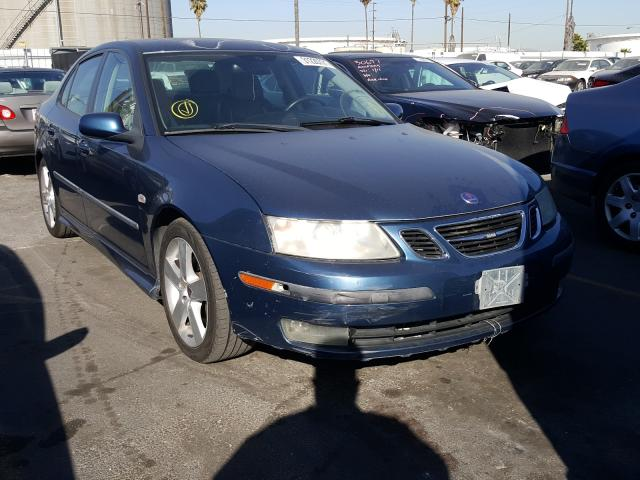 Saab salvage cars for sale: 2006 Saab 9-3 Aero
