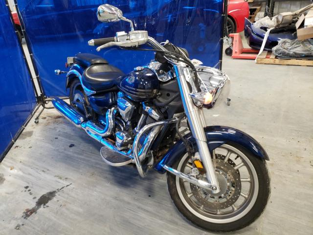 Salvage cars for sale from Copart Spartanburg, SC: 2007 Yamaha XV1900 A