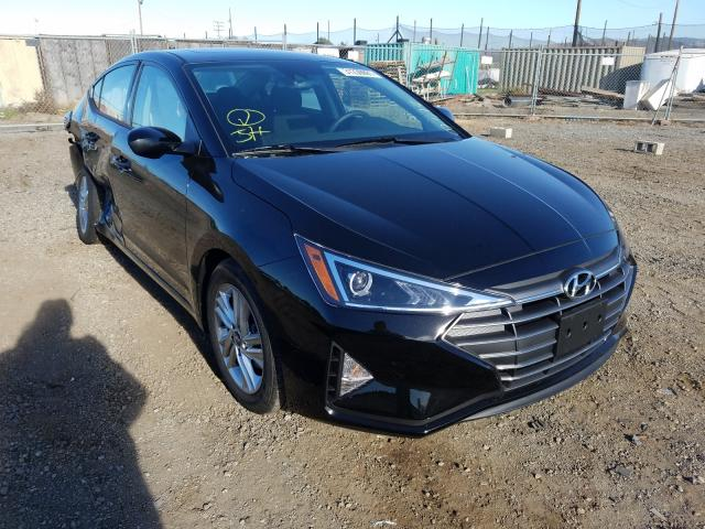 Salvage cars for sale from Copart San Martin, CA: 2020 Hyundai Elantra SE