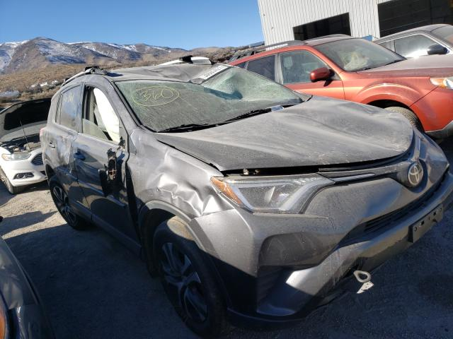 Salvage cars for sale from Copart Reno, NV: 2018 Toyota Rav4 LE