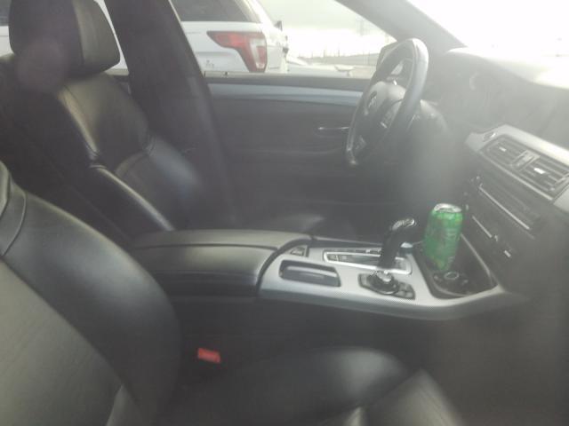 2013 BMW 5 series   Vin: WBAFU9C56DDY70857
