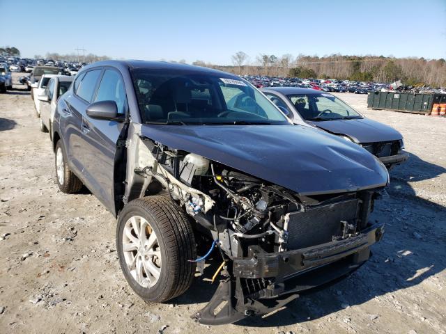 Hyundai Tucson salvage cars for sale: 2019 Hyundai Tucson