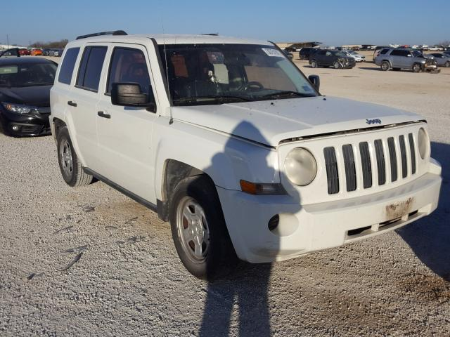 2008 Jeep Patriot SP en venta en San Antonio, TX